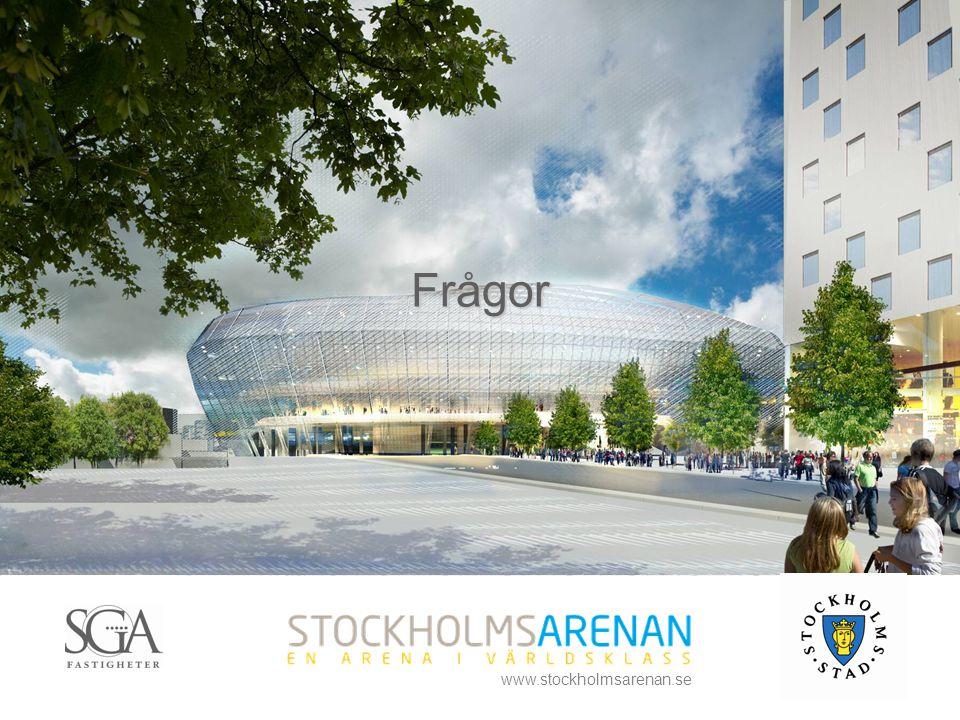14 Frågor www.stockholmsarenan.se