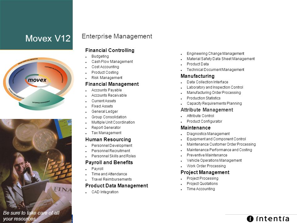 Supply Chain Management Template ver.1.2 / 15 Financial Controlling  Budgeting  Cash Flow Management  Cost Accounting  Product Costing  Risk Mana