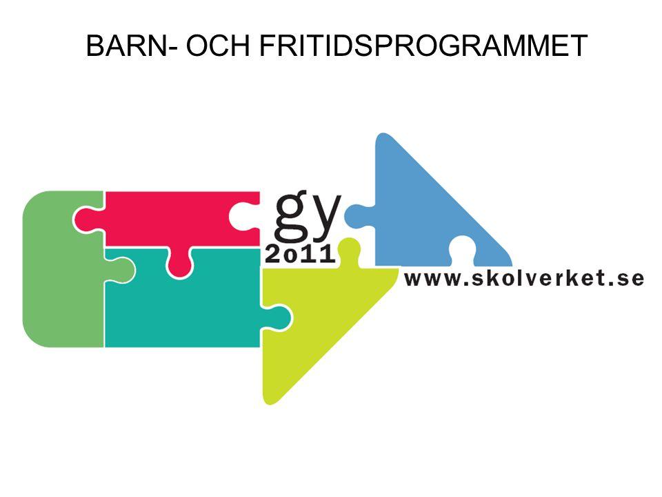 2 BF - programmets struktur GY 2011 Gymnasiegemensamma ämnen 600 p Programgemensamma karaktärsämnen 700 p Gymnasiearbete 100 p Individuellt val 200 p Inriktningar 300 p Programfördjupningar 600 p