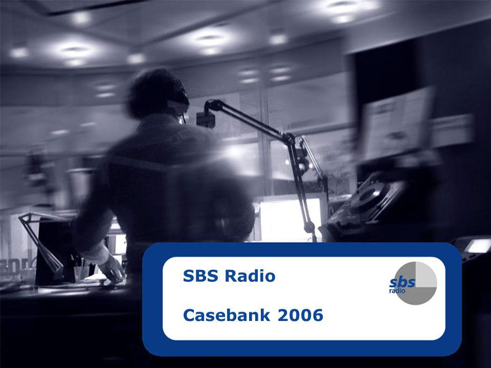 DENMARK SWEDEN FINLAND NORWAY 1 SBS Radio Casebank 2006