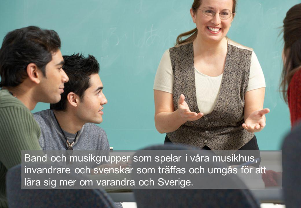 www.medborgarskolan.se Medborgarskolan utvecklar och stödjer nationella och internationella projekt som vänder sig till individer i socialt utsatta grupper.