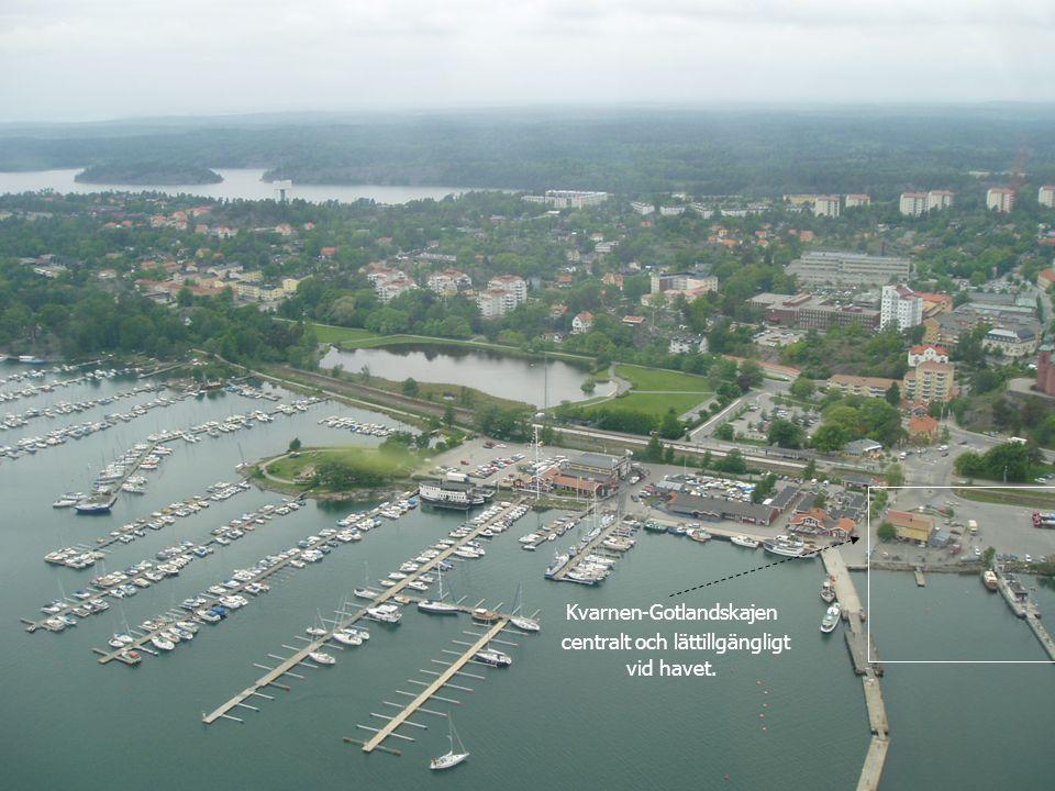 Var ska simanläggningen placeras? Simhall 2 Kvarnen-Gotlandskajen centralt och lättillgängligt vid havet.
