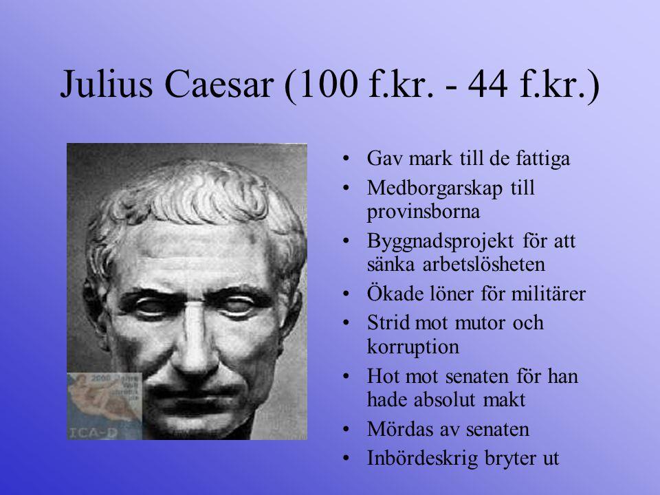 Julius Caesar (100 f.kr.