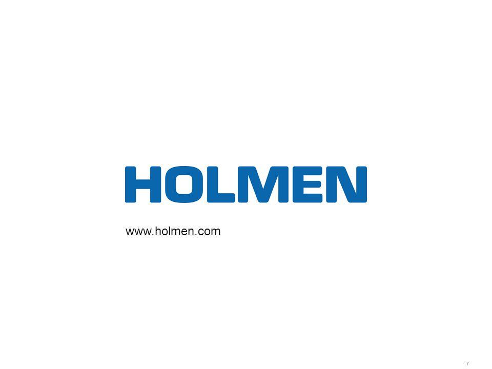 www.holmen.com 7