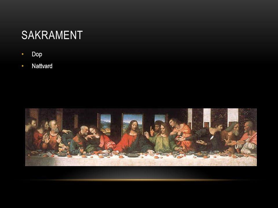 LÄRAN • Under århundraden har lärostrider rasat inom protestantismen • Skilda åsikter leder till splittring och nya kyrkor