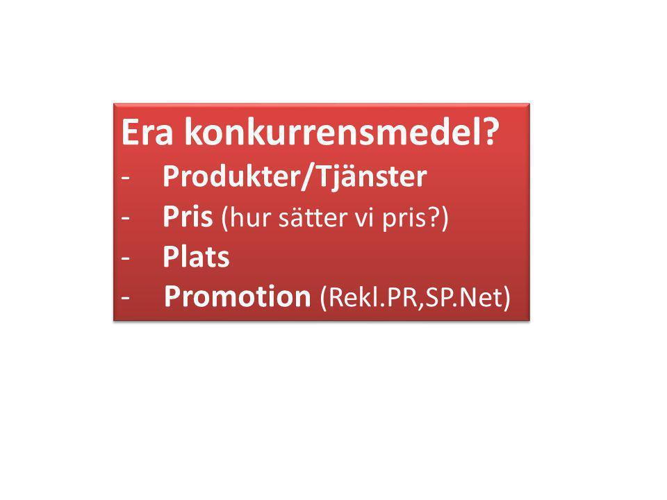 Bra produkt/tjänst säljer sig själv? Ha!!! Bra produkt/tjänst säljer sig själv? Ha!!!