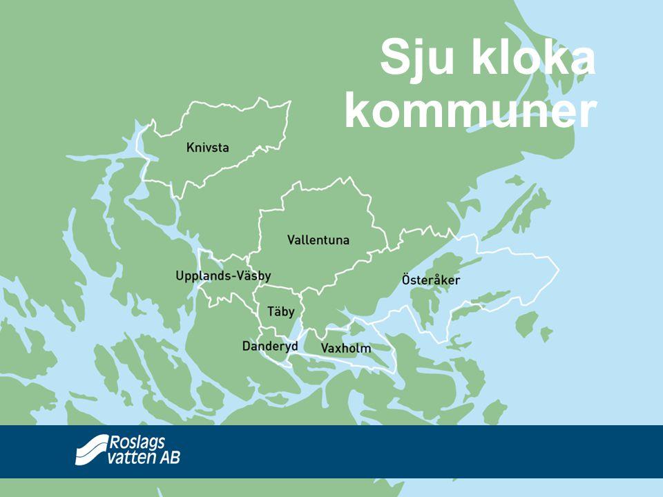 Sju kloka kommuner