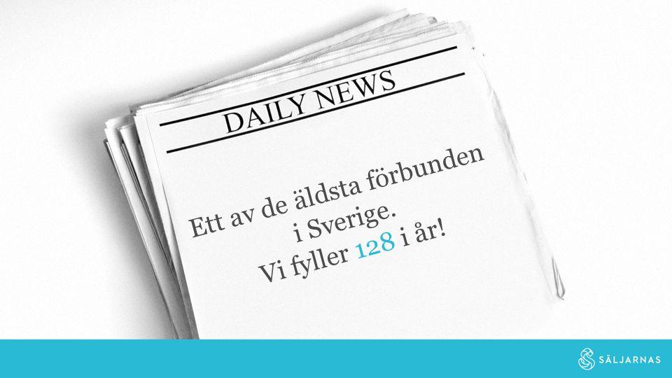 Ett av de äldsta förbunden i Sverige. Vi fyller 128 i år!