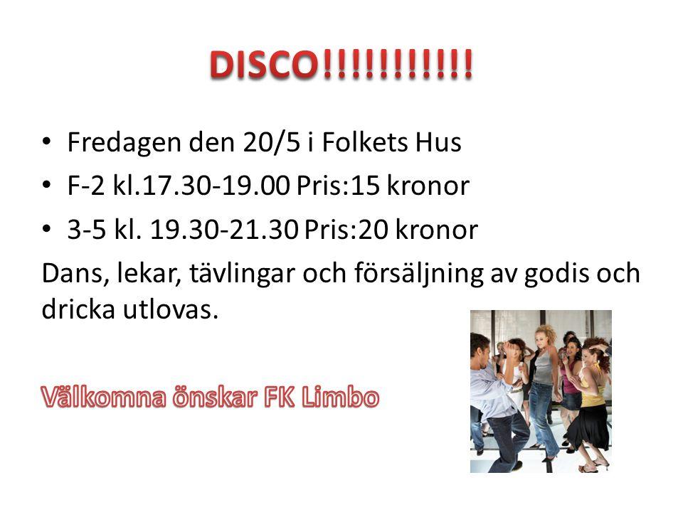Uppgift I kväll ska du gå på disco.Du ska åka in till Kristianstad och köpa kläder, skor mm.