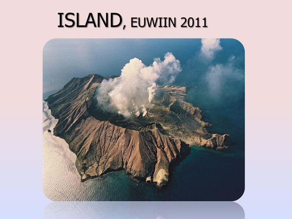 ISLAND, EUWIIN 2011 ISLAND, EUWIIN 2011