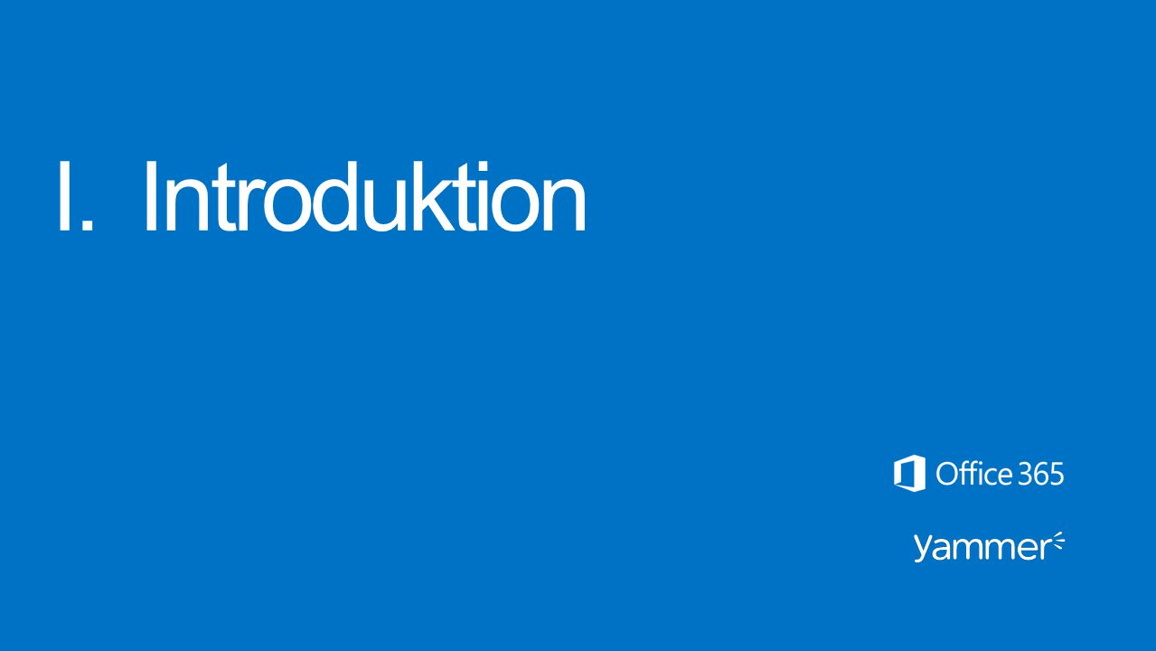 ViewPoint Enterprise ViewPoint Enterprise är ett program från en Yammer-partner som tillhandahåller federerad insyn i företagets Yammer- och SharePoint-plattformar.