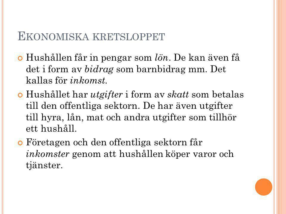 K RIS I VÄLFÄRDEN Under 1975 slutar den ekonomiska utvecklingen att växa i Sverige.