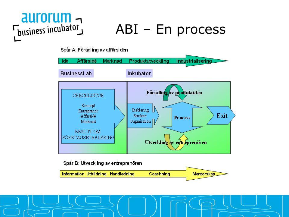 ABI – En process