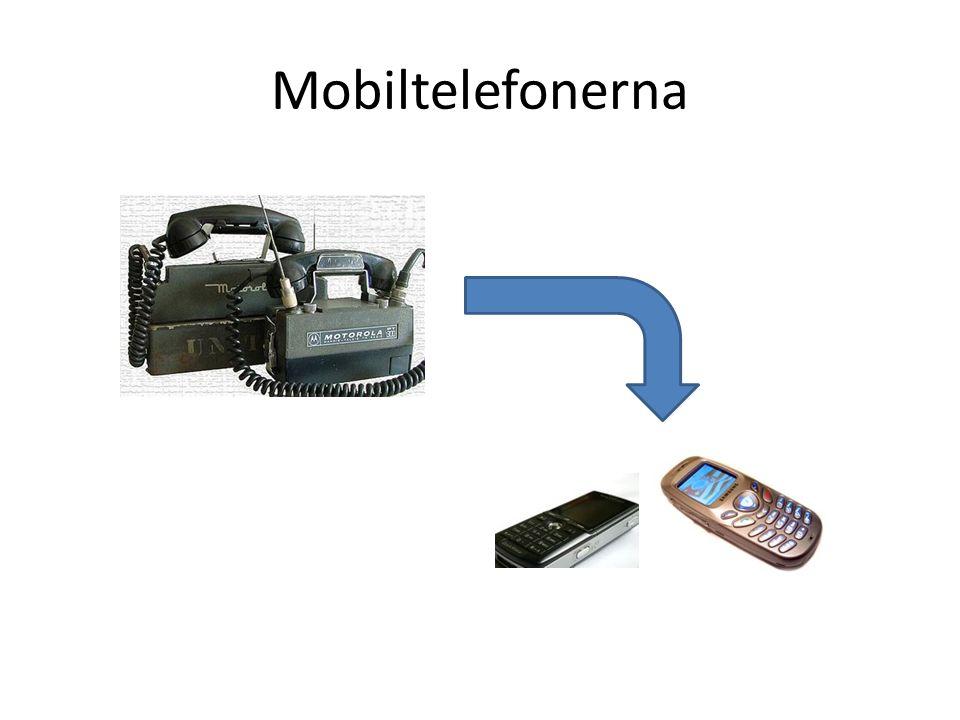 Mobiltelefonerna