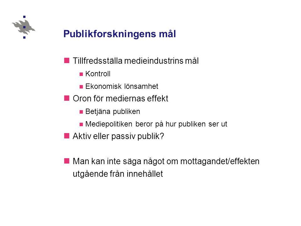 Ett par andra exempel på webbforskning  Mia Lövheim: Religiösa grupper på internet  Malin Svenningsson: Vad är chattande egentligen.