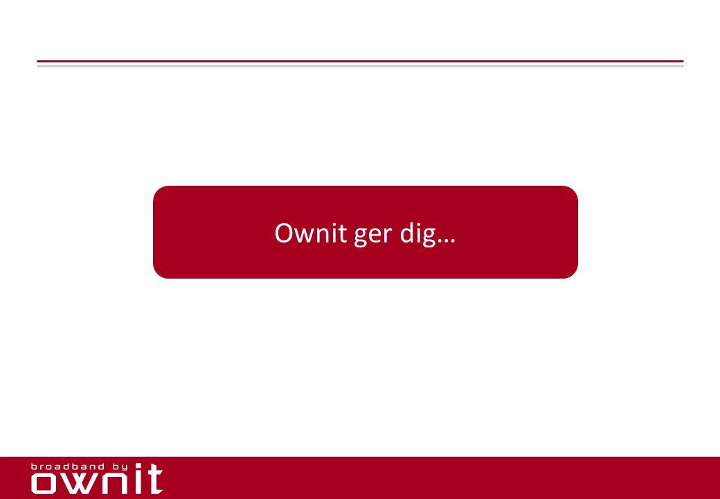 6. Ownit ger dig…