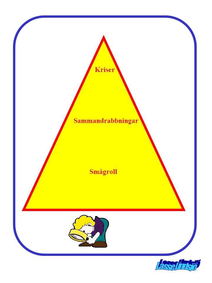 MEDLING (RCCP) Tredje neutral part underlättar kommunikationen mellan de konfliktande parterna.
