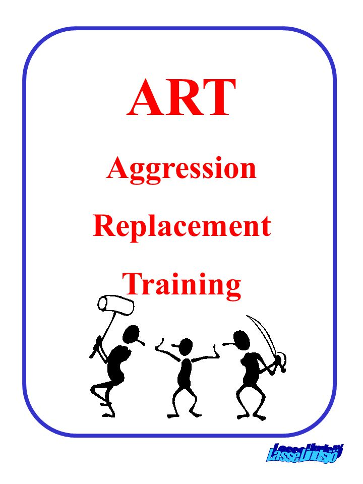 ART Aggression Replacement Training