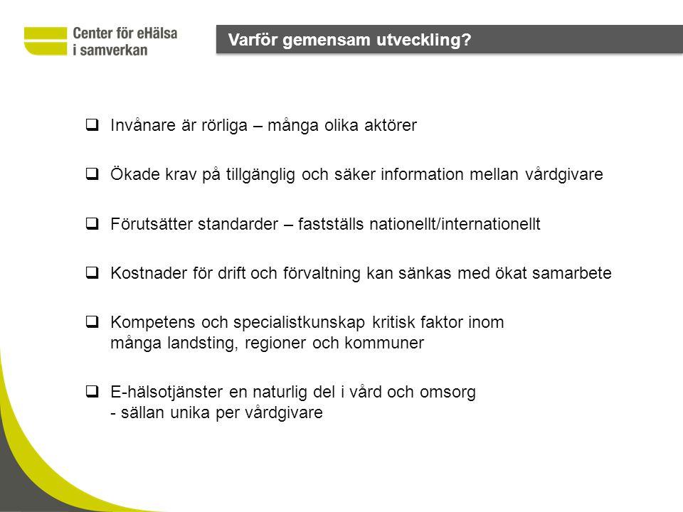 5 Programområden