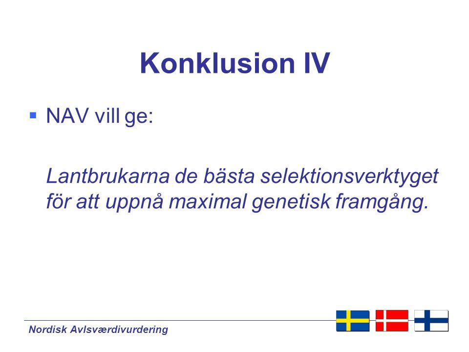 Nordisk Avlsværdivurdering 1894, en dotter från Ränneslöv Ägare: Lars-Inge Gunnarsson, Ränneslöv