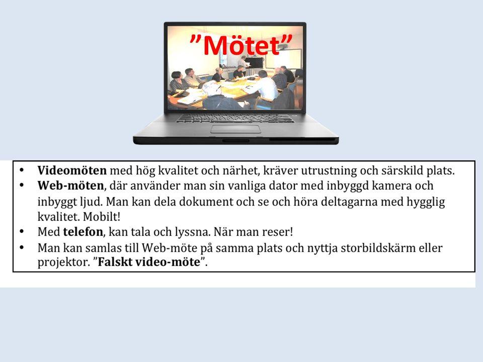 """""""Mötet"""""""