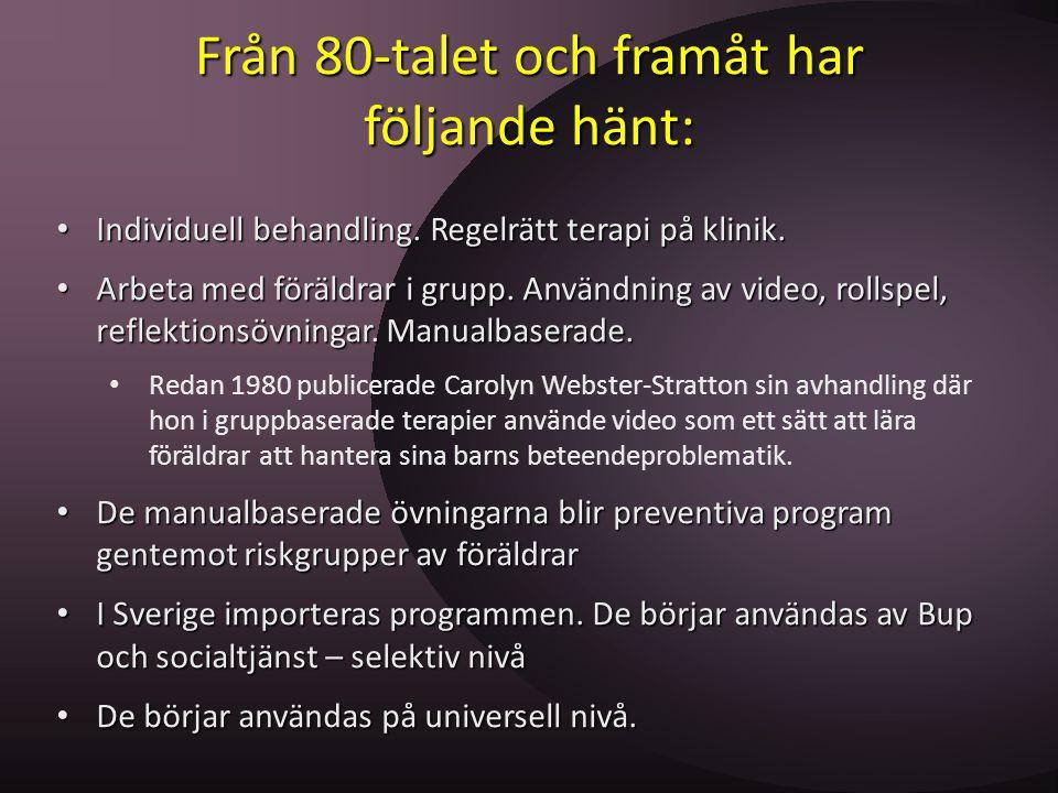 Det har riktats kritik mot dessa program.Kanske mest uttalad är den kritik som barnläkaren Lars H.