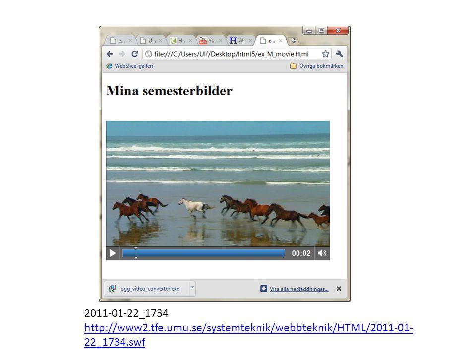 2011-01-22_1734 http://www2.tfe.umu.se/systemteknik/webbteknik/HTML/2011-01- 22_1734.swf