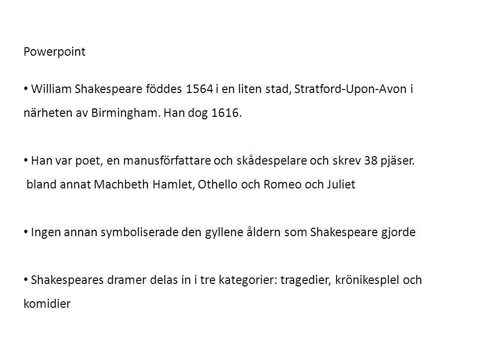 Shakespeare http://www.fromthevaultradio.org/home/wp- content/images/FTV100_William%20Shakespeare/shakespearePA_449x600.jpg http://upload.wikimedia.or
