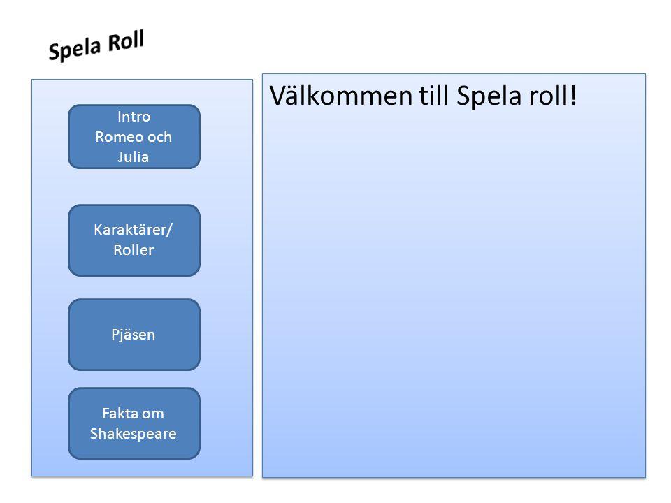 Flödes schema Julia Romeo och Julia KaraktärerJuliaScenerBalkongStycke treLyssna/Se textBacka/FortsättScenrummet