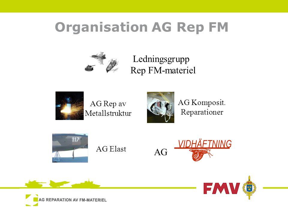 Organisation AG Rep FM AG Komposit.