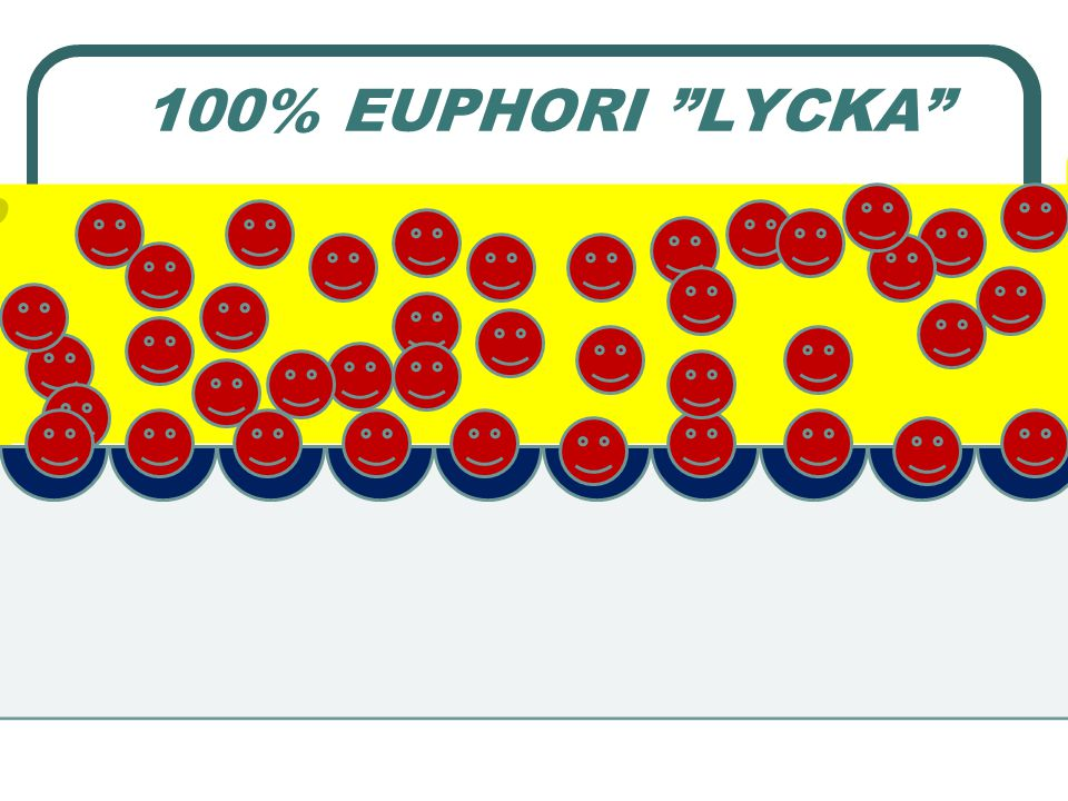 "100% EUPHORI ""LYCKA"""