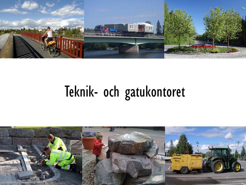 Teknik- och gatukontoret