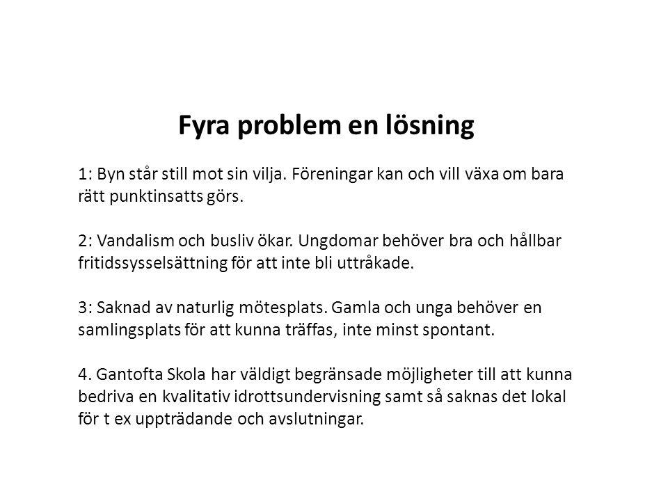 Föreslagen lämplig placering Bilden är tagen från dokumentet Fördjupning av översiktsplanen för Gantofta Samhälle, Helsingborg