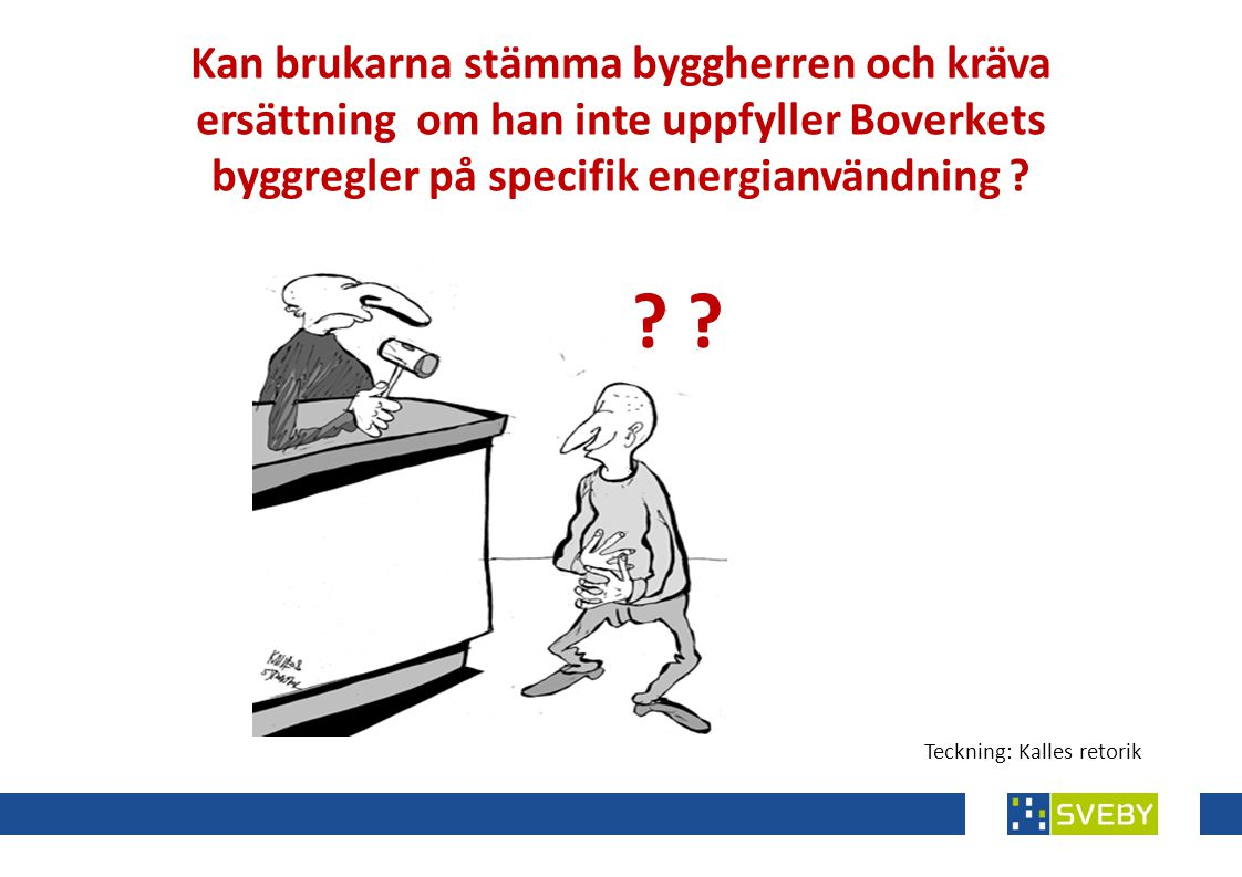 Beteende Illustration Hans Sandqvist Hur vet byggherren vilken inomhustemperatur den boende har och hur mycket de vädrar .