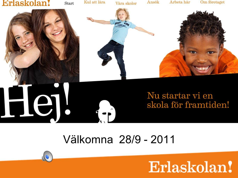 Välkomna 28/9 - 2011