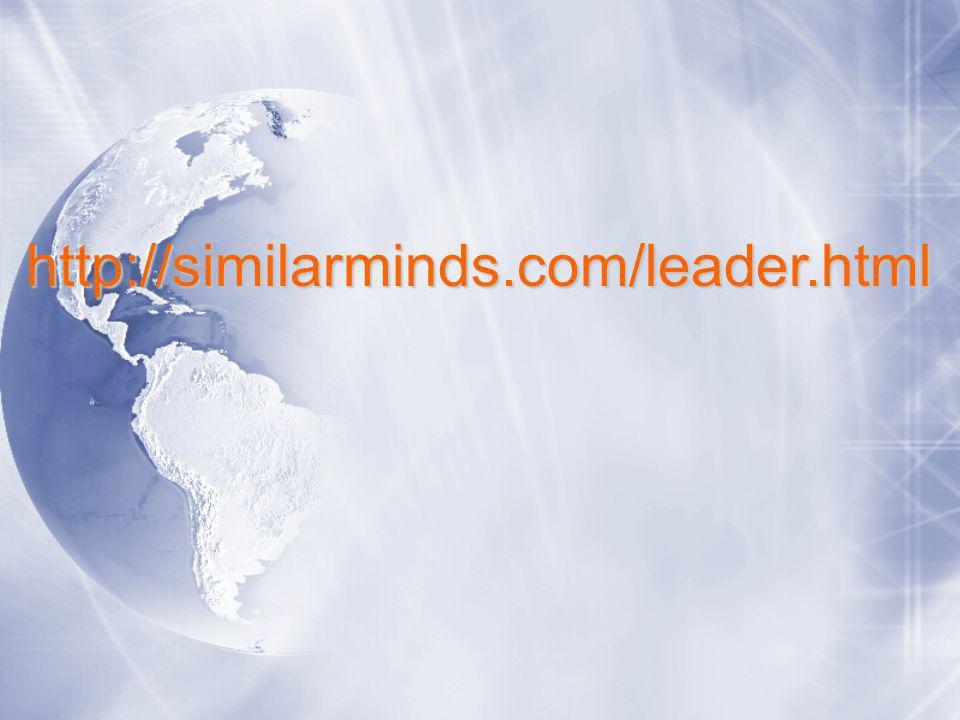 Uppgift 1: - Välj två känd ledare - ta reda på fakta - jämför ledarna - reflektera över deras likheter/olikheter - vilken typ av ledare är de.