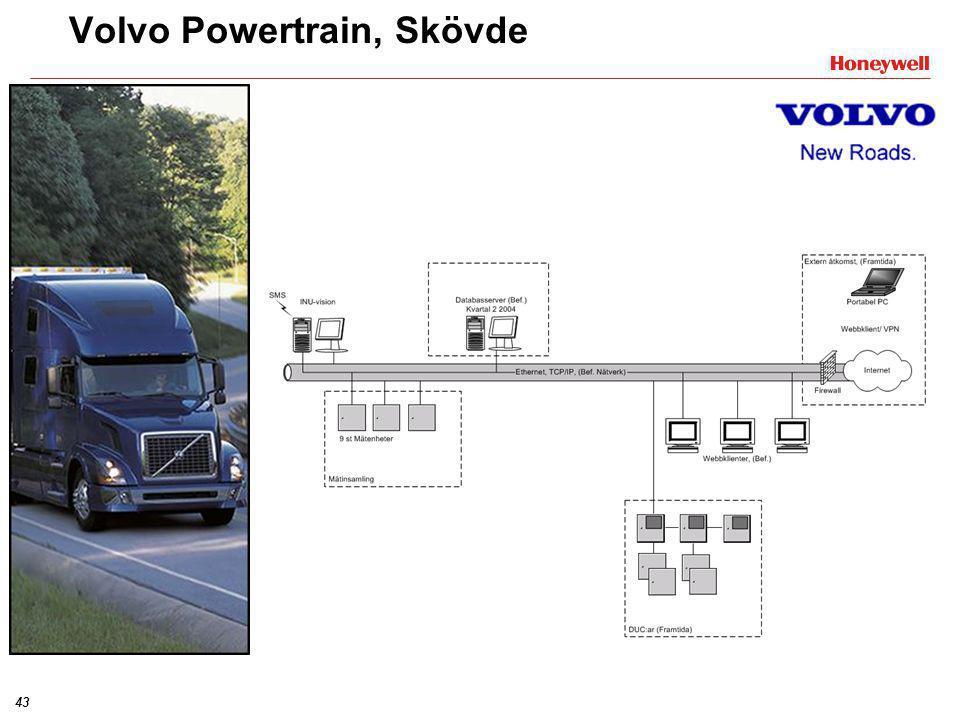 43 Volvo Powertrain, Skövde