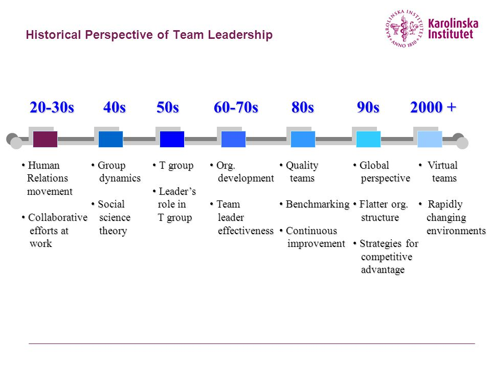  Team Leadership Approach Perspective  A Functional Model of Team Leadership  Dimensions of Leadership on Teams  Characteristics of Effective Team
