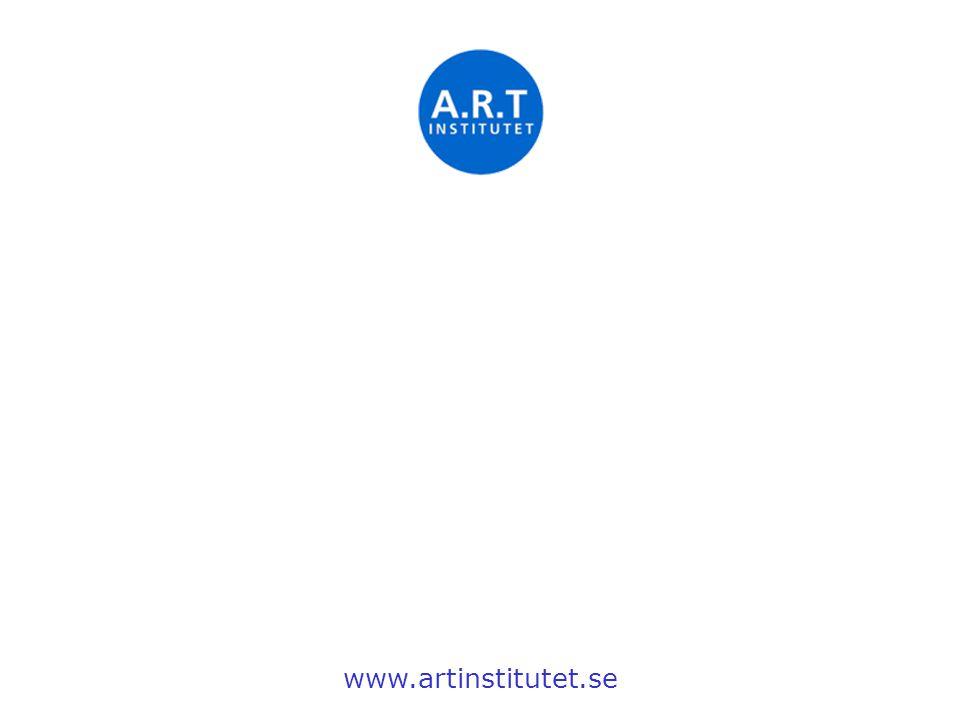ART-ansvarig  Ge stöd och inspirera övrig personal  Ta fram konkreta övningar  Hålla ART-lektioner, t ex med rollspel för social färdighetsträning www.artinstitutet.se