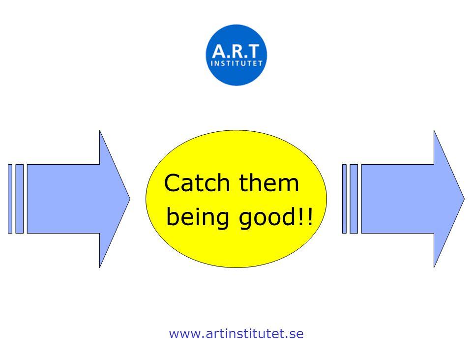 •Ha alltid ett salutogent perspektiv •Var multimodal i inlärningsprocessen www.artinstitutet.se