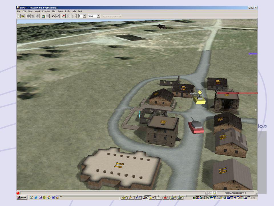 Motiv: VR Syfte: STS Ljud 3D-ljud Tekniker Gizmo3D Resultat disposition Syfte: STS Syfte: specifik uppgift –Forska kring 3D-ljud •Teorier •Programmeringsverktyg •Hårdvara –Implementering i Gizmo3D Syfte: generellt i militära träningssystem –Ledning •Realtidsövervakning & efterövningsgenomgång –Enskild soldat i simulator •Största möjliga realism Syfte: STS
