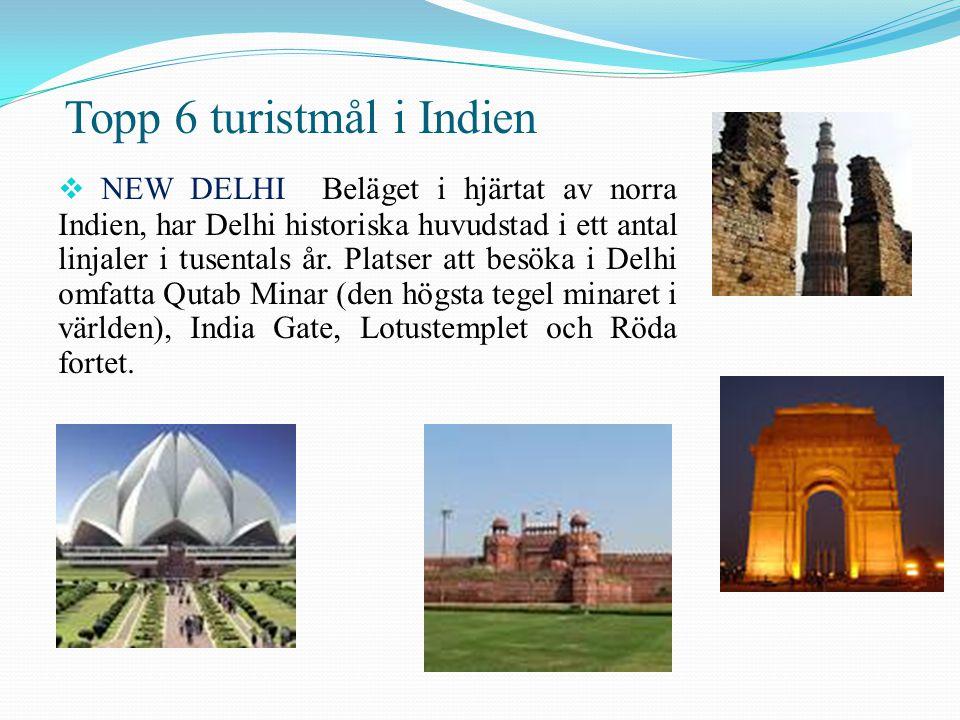  AMRITSAR Gyllene templet i Amritsar är sikhernas viktigaste helgedom.
