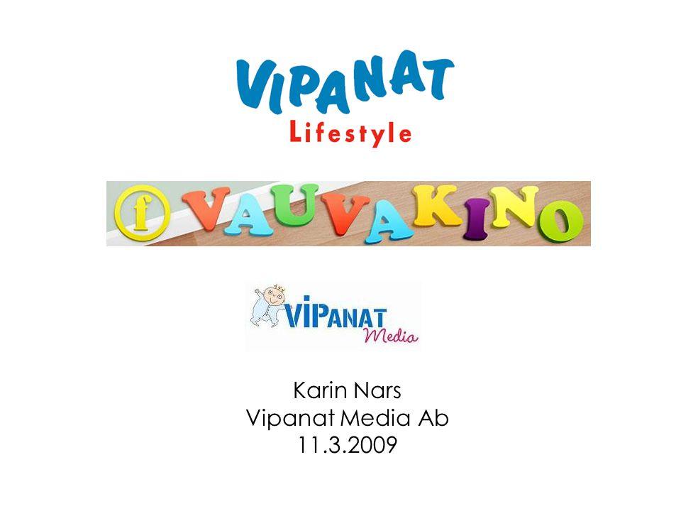 Karin Nars Vipanat Media Ab 11.3.2009