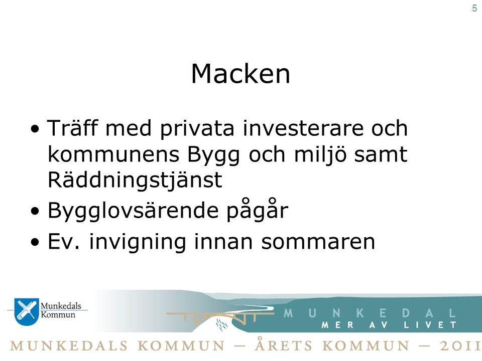 Utvecklad kollektivtrafik på landsbygden •Munkedals kommun med i en förstudie om utvecklad kollektivtrafik på landsbygden.