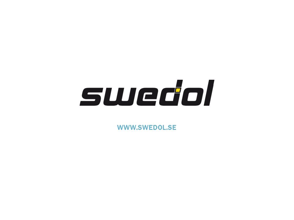 WWW.SWEDOL.SE