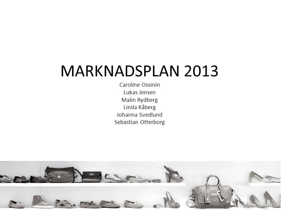 NYETABLERINGSBUDGET Ett steg i genomförandet av marknadsplanen är att öppna en ny butik i Norrköping.