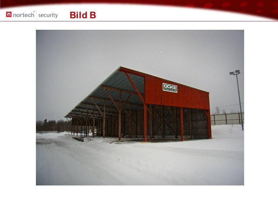 Övningsexempel B - Uppställningsplats 8 Kompletterande information  Mittemot garaget finns företagets kontor, även det i trä.