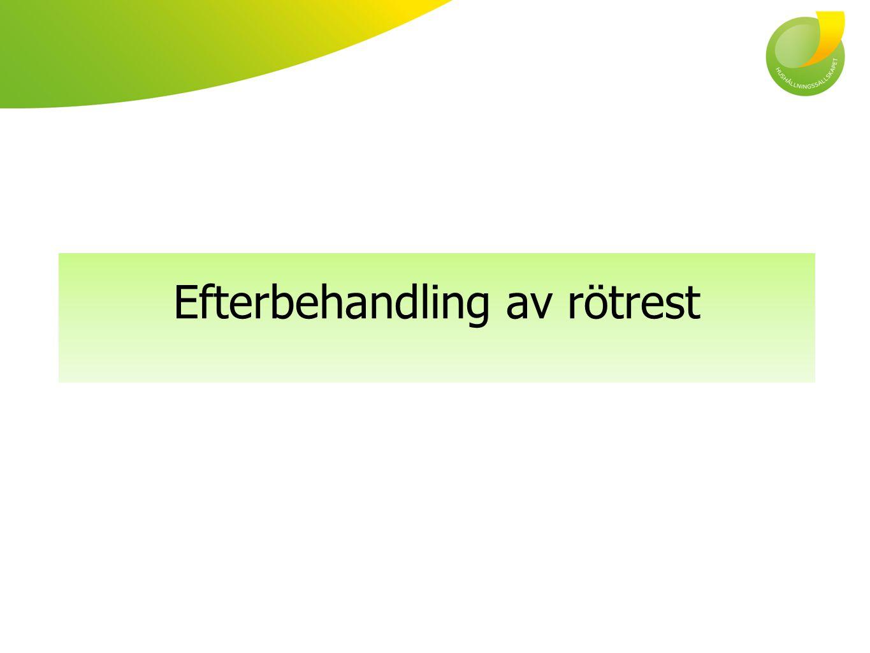 Efterbehandling Gödselseparering foto Astimac, lånat från Bergström & Nilsson, 2007, Separering Fast Flytande Kompostering Torkning Eldning Pelletering Granulering Spädning eller koncentrering (filter; omvänd osmos)