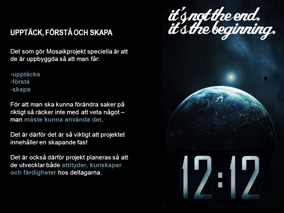 Start: 12/12 2011 Slut: 12/12 2012 Mer information och material finns på hemsidan: www.cisv.se/1212.
