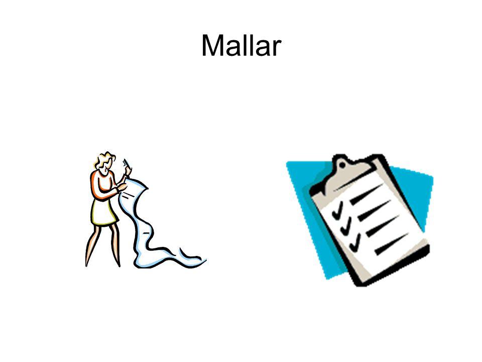 Mallar